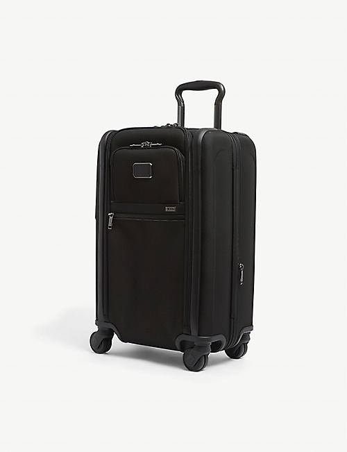 TUMI: International four-wheel carry on