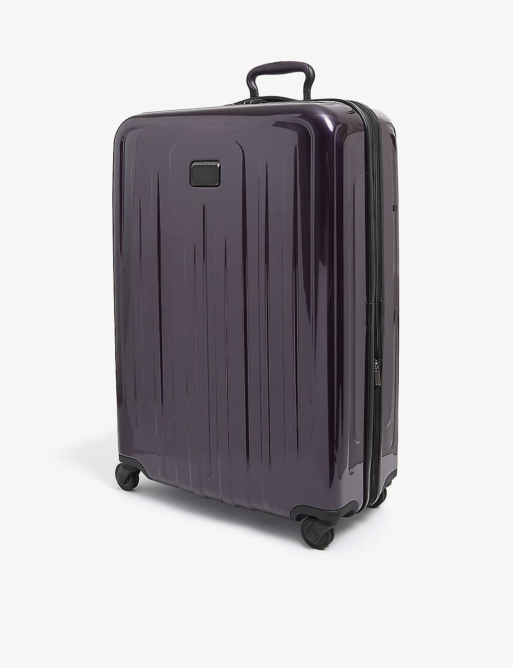 TUMI: Extended Trip expandable four-wheel suitcase