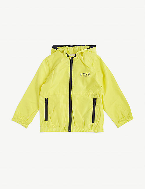 BOSS Logo windbreaker 4-12 years