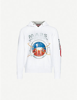 ALPHA INDUSTRIES: Alpha Mission To Mars Hoody