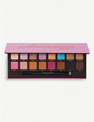 ANASTASIA BEVERLY HILLS: Amrezy eye shadow palette 7.08g