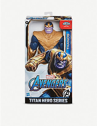 MARVEL AVENGERS: Disney Titan Hero Thanos figure 30cm