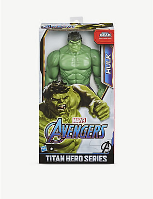 MARVEL AVENGERS: Disney Titan Hero Hulk figure 30cm