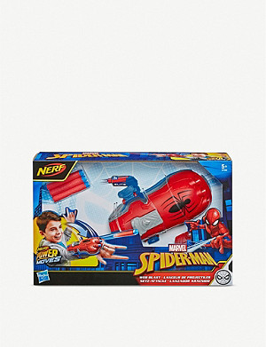 SPIDERMAN Marvel Spider-Man Nerf Power Moves web shooter