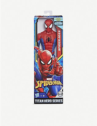 SPIDERMAN: Disney Marvel Spider-Man Titan Hero Series figure