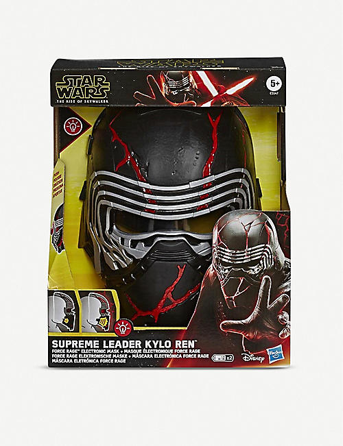 STAR WARS Disney Star Wars Supreme Leader Kylo Ren electronic mask