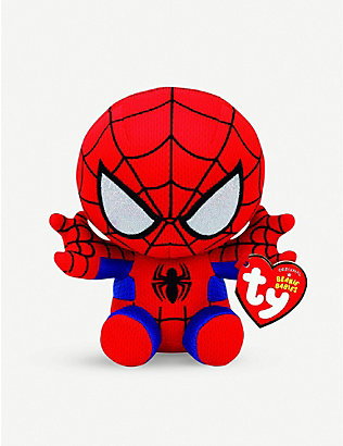 MARVEL AVENGERS: Spiderman beanie soft-toy