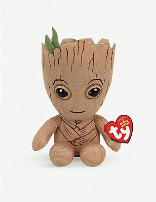 MARVEL AVENGERS: Groot beanie soft toy