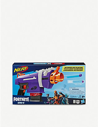 NERF: Fortnite SMG-E Motorised Dart Blaster