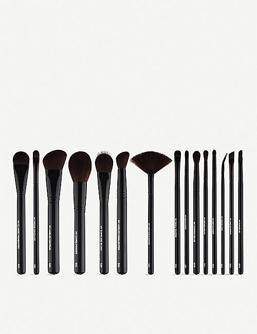 MYKITCO.: My Signature Synthetics brush set
