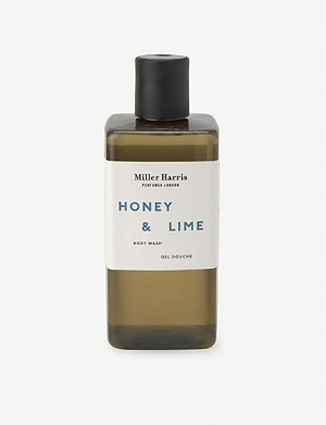MILLER HARRIS Honey & Lime Body Wash 300ml