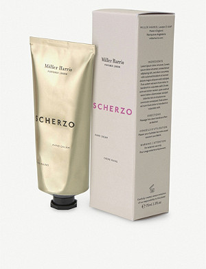 MILLER HARRIS Scherzo hand cream 75ml