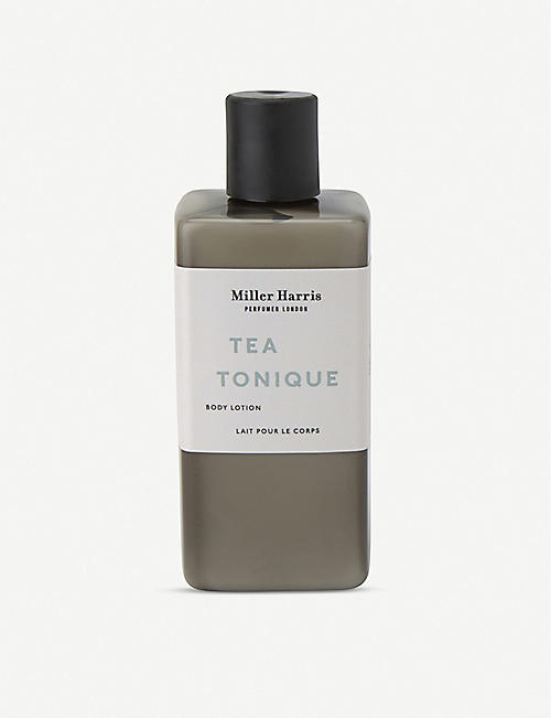 MILLER HARRIS: Tea Tonique body lotion 300ml