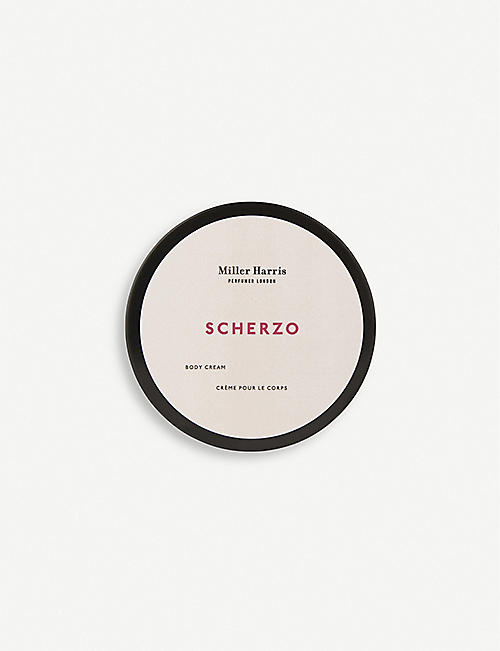 MILLER HARRIS Scherzo Body Cream 175ml