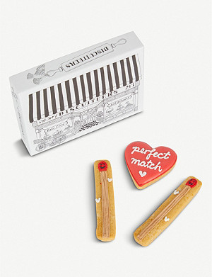 BISCUITEERS Perfect Match biscuit card 15g