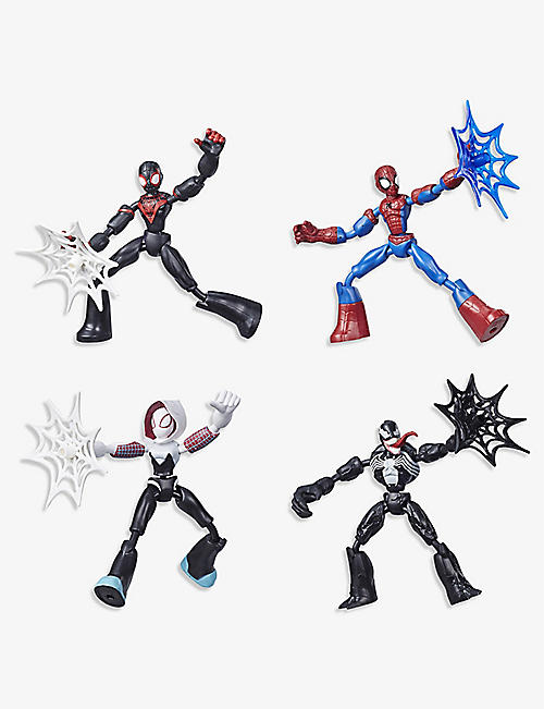 SPIDERMAN: Bend and Flex assorted action figure 15cm