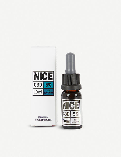 MR NICE 5% CBD oil 10ml