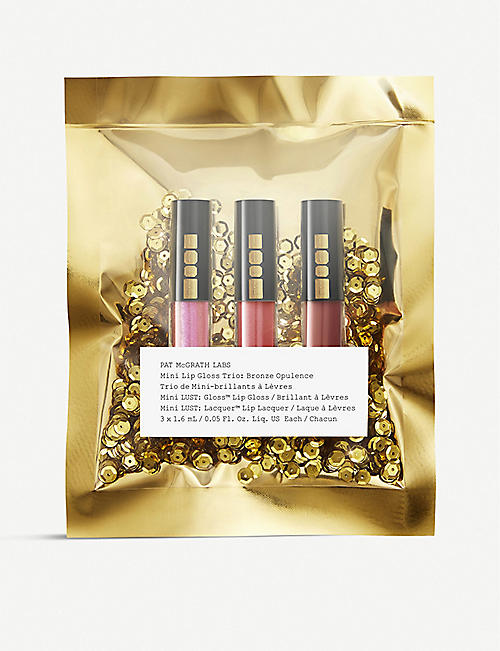 PAT MCGRATH LABS Mini LUST: Gloss Trio