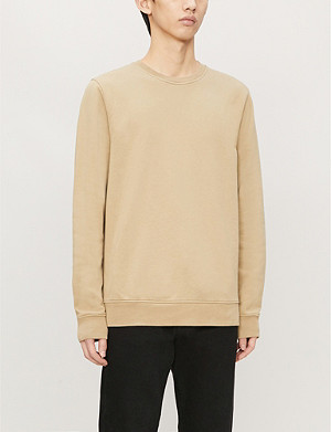 COLOURFUL STANDARD relaxed-fit organic cotton sweatshirt