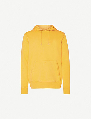 COLOURFUL STANDARD Relaxed-fit organic cotton-jersey hoody