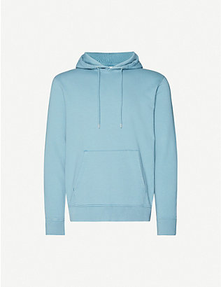 COLORFUL STANDARD: Relaxed-fit organic cotton-jersey hoody