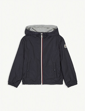MONCLER New Urville nylon coat 4-14 years