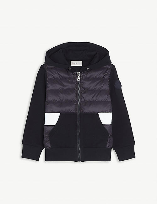 MONCLER Woven jacket 4-10 years