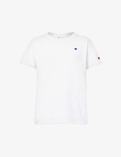 CHAMPION: Classic cotton-jersey T-shirt