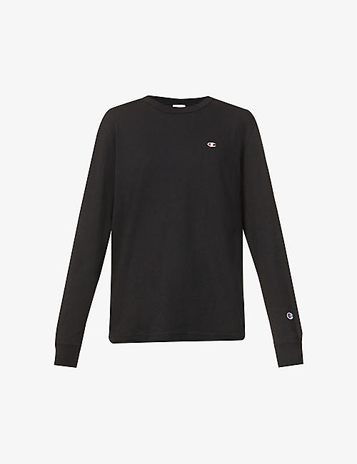 CHAMPION: Classic cotton-jersey top