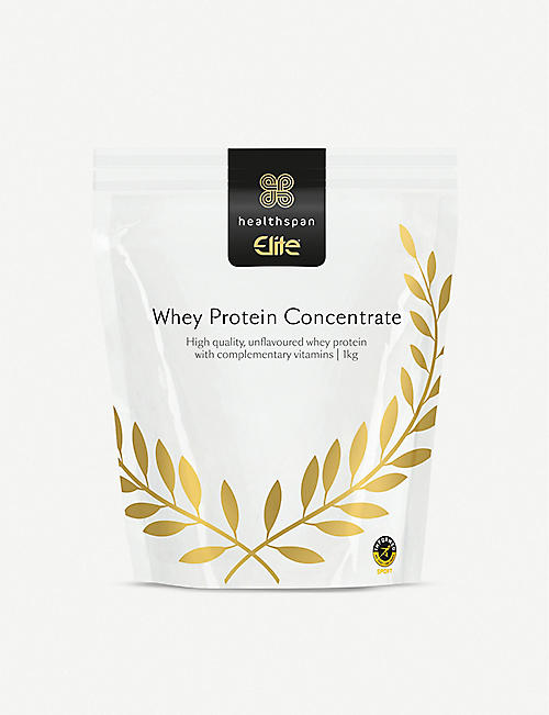 HEALTHSPAN: Essential Whey Protein Concentrate 1kg