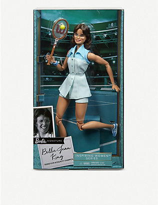 BARBIE: Billie Jean King doll