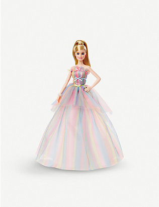 BARBIE: Birthday Wishes doll 34.5cm