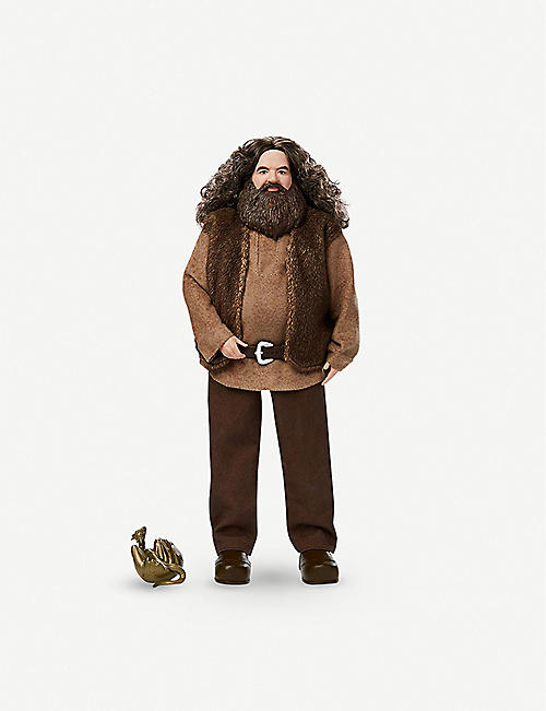 WIZARDING WORLD Rubeus Hagrid Doll 30cm
