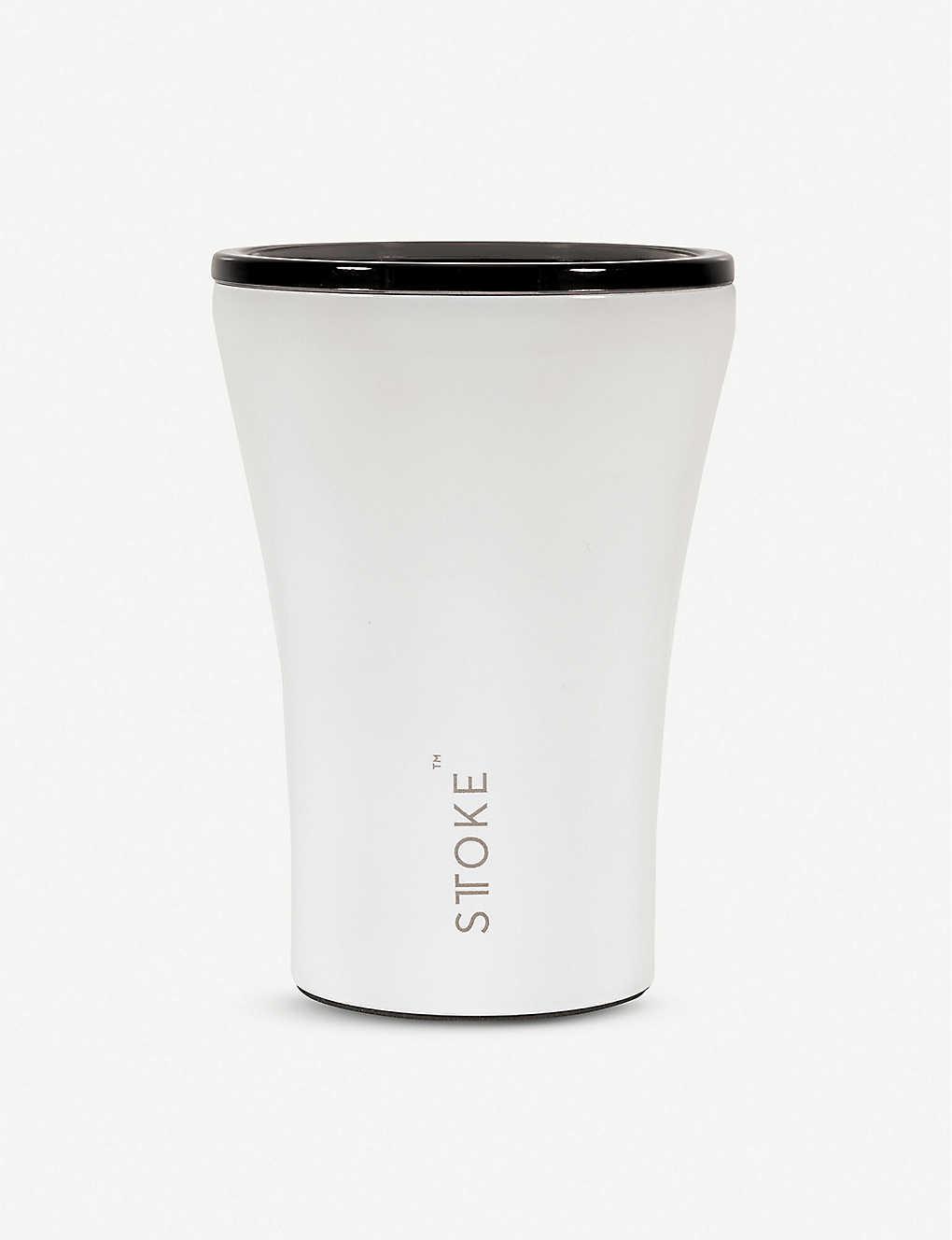 Ceramic reusable cup 227ml