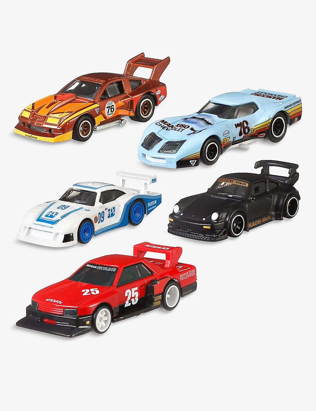 HOTWHEELS: Hot Wheels Car Culture assortment