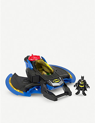 BATMAN: Imaginext DC Transforming Batwing toy set