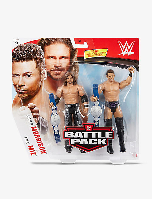WWE: Battle Pack assorted action figures