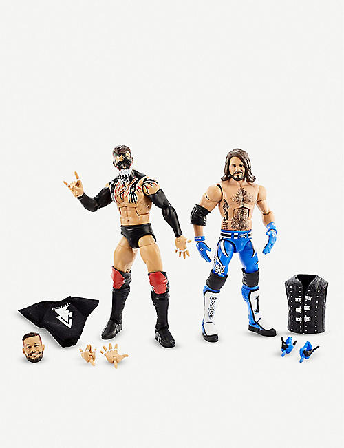 WWE Finn Balor vs AJ Styles Elite figurine 2-pack