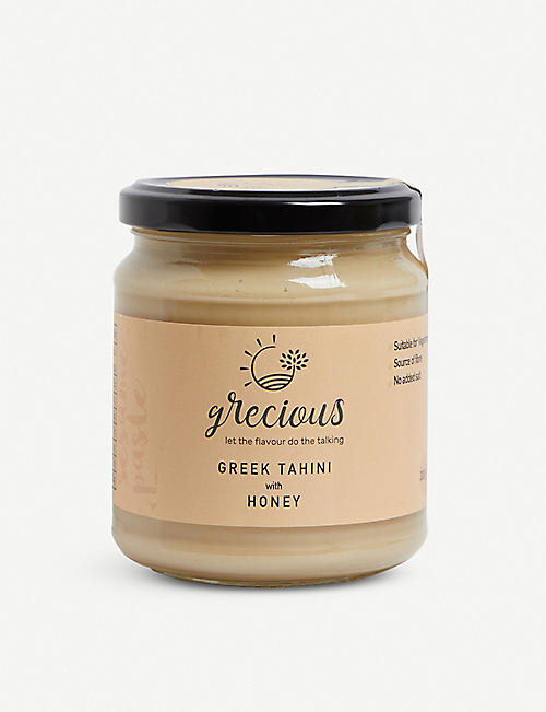 GRECIOUS: Tahini Honey 300g