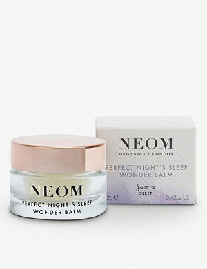 NEOM LUXURY ORGANICS Perfect Night's Sleep Wonder Balm 12g