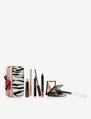TRISH MCEVOY Portable Beauty Voyager Carpe Love gift set