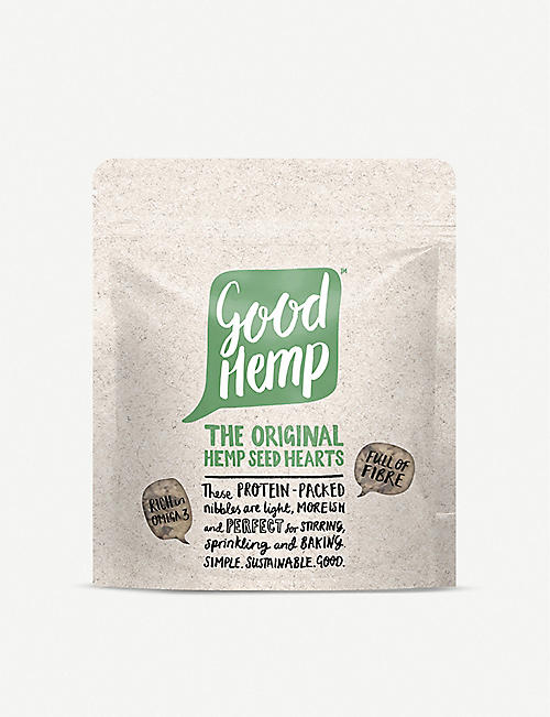 GOOD HEMP: Good Hemp Hemp Seed Hearts 250g