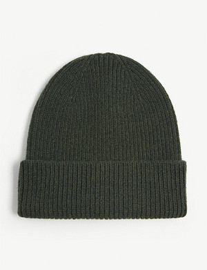 COLOURFUL STANDARD Merino wool beanie