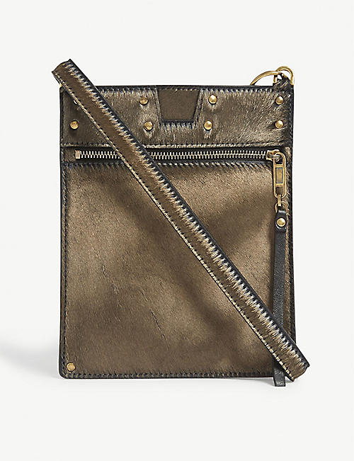 RICK OWENS Security Pocket pouch bag