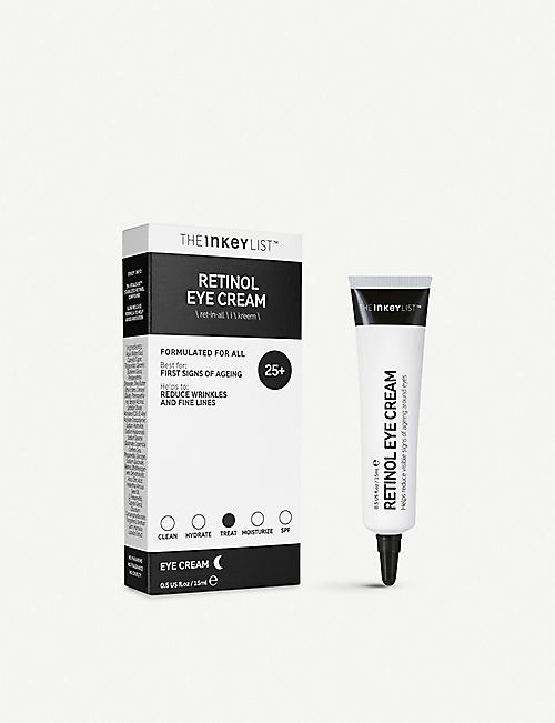 THE INKEY LIST: Retinol Eye Cream 15ml