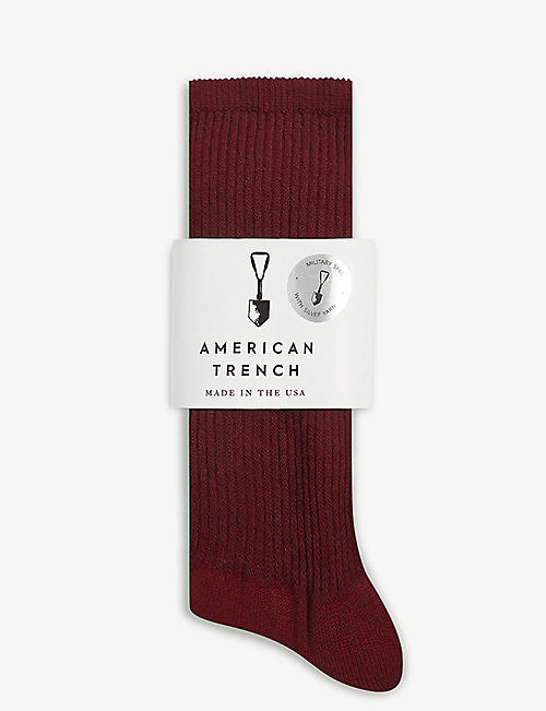 AMERICAN TRENCH Military-spec sport sock