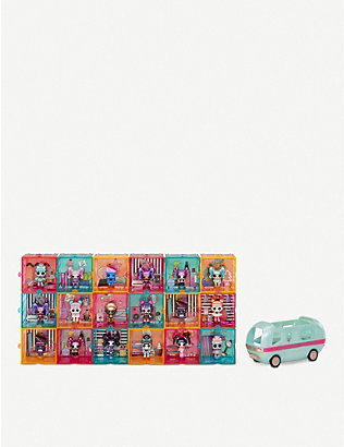 L.O.L. SURPRISE: Tiny Toys Surprise Glamper playset