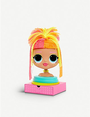 L.O.L. SURPRISE: OMG Styling Head set