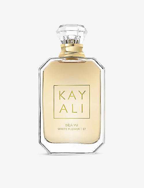HUDA BEAUTY Kayali Déjà Vu White Flower 57 eau de parfum 50ml