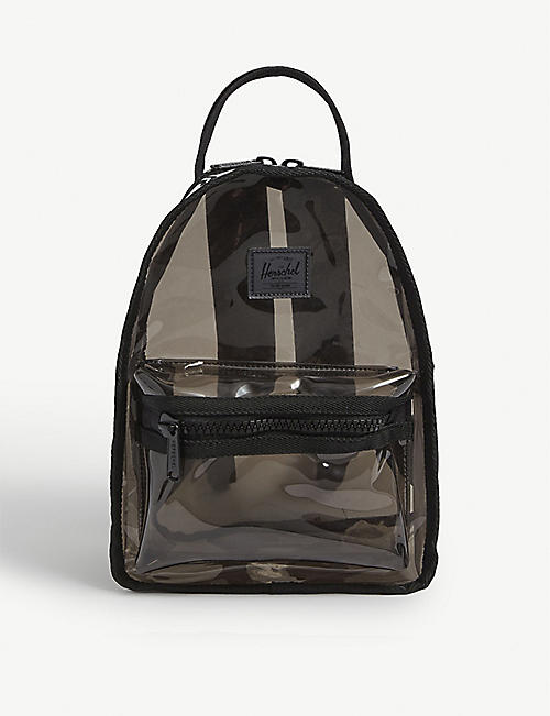 HERSCHEL SUPPLY CO: Nova mini transparent backpack